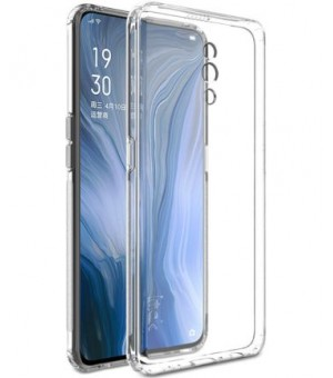 PM Silicone Case Oppo A73 Clear