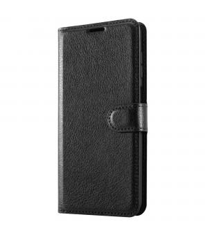 PM Bookcase Samsung Galaxy A02s Zwart