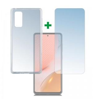 4Smarts Beschermingsset Samsung Galaxy A72