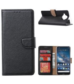 PM Book Case Nokia 5.4 Zwart