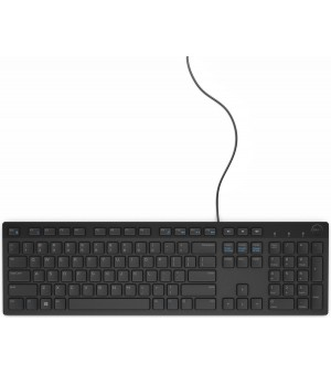 Dell KB216 Toetsenbord QWERTY Zwart
