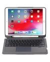 4smarts Keyboard Case QWERTY voor Apple iPad 10.2 Zwart