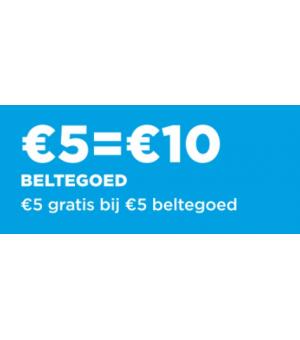 Lebara Beltegoed €5 = €10