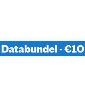 Lebara Data 1GB €10
