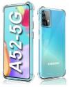 PM Anti Shock Case Galaxy A52 Clear
