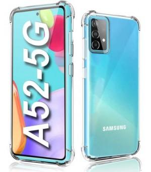PM Anti Shock Case Galaxy A52/A52s Clear