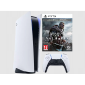 Sony PlayStation 5 Disc Edition + Assassin's Creed Valhalla