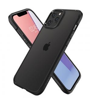 Spigen Ultra Hybrid Case iPhone 12 Pro Max ACS01619 Zwart