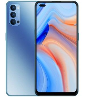Oppo Reno 4 5G 128GB Blauw