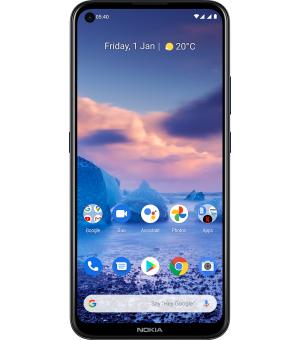 Nokia 5.4 128GB Blauw
