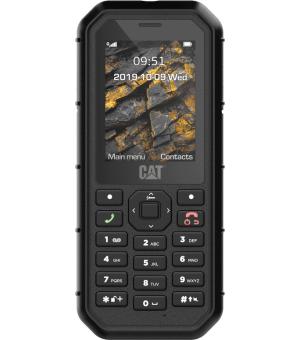 Cat B26 Dual-Sim Zwart
