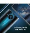 Nokia 8.3 5G Originele Clear Case