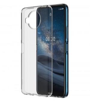 Nokia 8.3 5G 64GB Blauw + Nokia 8.3 5G Originele Clear Case