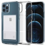 Spigen Crystal Slot iPhone 12 / 12 Pro ACS02576 Clear
