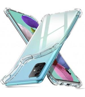PM Anti Shock Case Galaxy A51 Clear