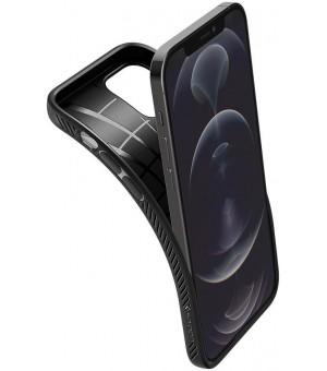Spigen Liquid Air iPhone 12/12 Pro ACS01701 Matte Zwart