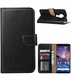 PM Book Case Nokia 7.2 Zwart