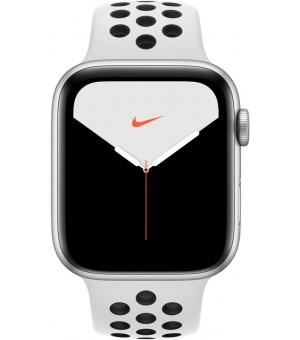 Apple Watch Nike Series 5 44mm Zilver