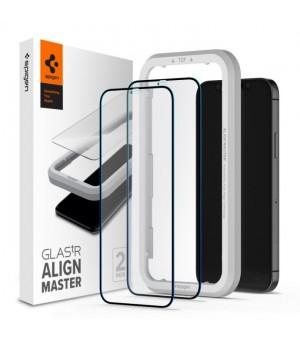 Spigen Screenprotector iPhone 12 Pro Max AGL01792 2 Stuks