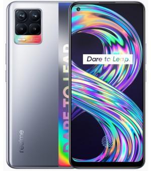 Realme 8 128GB Zilver