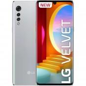 LG Velvet 4G 128GB Zilver