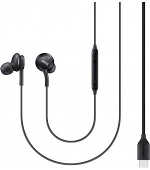 Samsung AKG Type-C Headset EO-IC100BB Zwart Blister