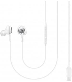 Samsung AKG Type-C Headset EO-IC100BW Wit