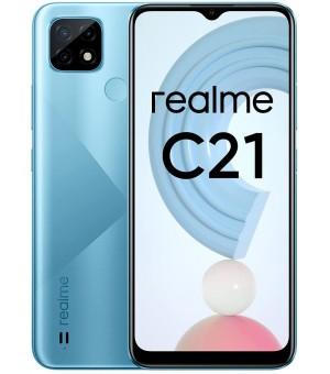Realme C21 32GB Blauw