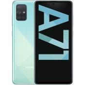 Samsung Galaxy A71 128GB Blauw