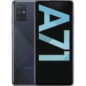 Samsung Galaxy A71 128GB Zwart