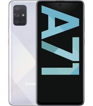 Samsung Galaxy A71 128GB Zilver