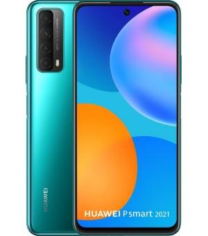 Huawei P Smart 2021 128GB Groen Geen Google Play Services