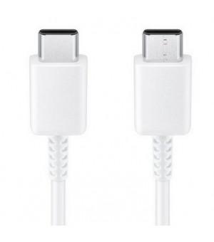 Samsung USB C naar USB C kabel EP-DG980 Wit
