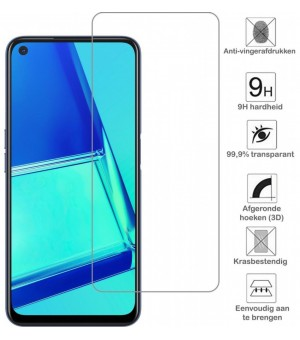 PM - Screen Protector Glass Oppo A74 5G & A54 5G