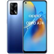 Oppo A74 4G 128GB Blauw