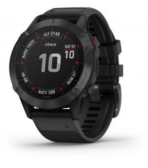 Garmin Fenix 6 Pro Smartwatch 47mm Grijs/Zwart