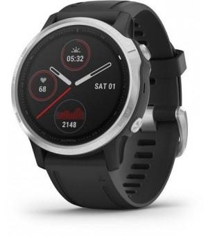 Garmin Fenix 6S Smartwatch 42mm Zilver/Zwart