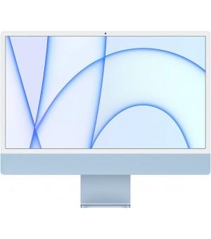 "Apple iMac 2021 24"" Blauw"