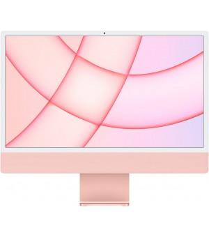 "Apple iMac 2021 24"" Roze"