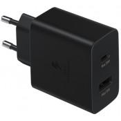 Samsung 35W Power Adapter Duo Zwart