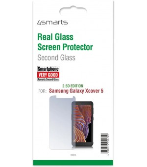 4Smarts Screenprotector Galaxy Xcover 5