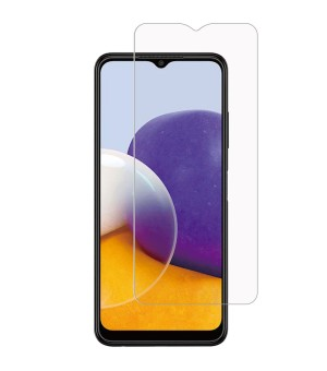 9H Screenprotector Tempered Glass Samsung Galaxy A22 4G