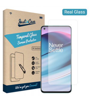 Just in Case Screenprotector OnePlus Nord CE 5G