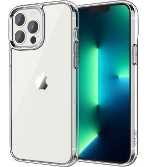 PM Siliconen Hoes iPhone 13 Pro Max Clear