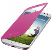 Samsung S View Cover Galaxy S4 - Pink