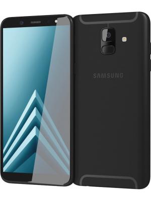 Samsung Galaxy A6 Dual Sim - Zwart
