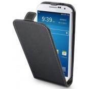 Muvit Slim Case Samsung Galaxy Alpha  - Black