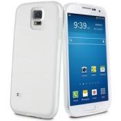 Muvit Minigel Case Samsung Galaxy Alpha - Transparent