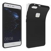 PM - Silicone Case Huawei P10 Lite - Zwart