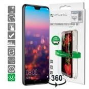4smarts 360 ° Beschermingsset Huawei P20 Pro - Clear